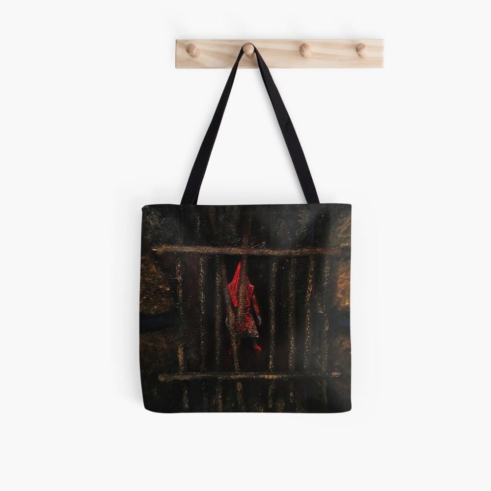 That Red Pyramid Thing.. Tote Bag