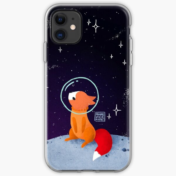 Somewhere Out There iPhone Soft Case