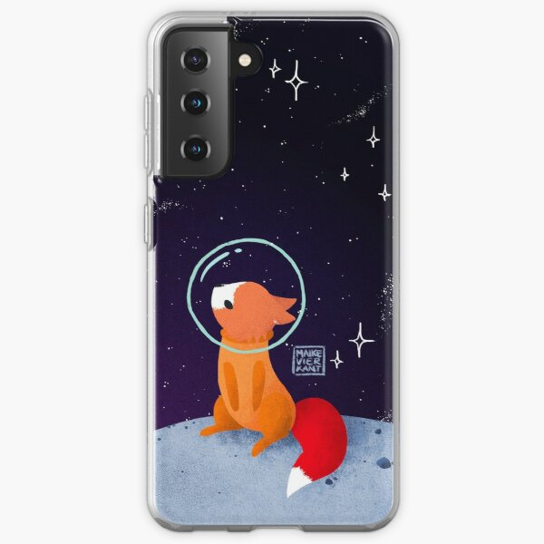 Somewhere Out There Samsung Galaxy Soft Case