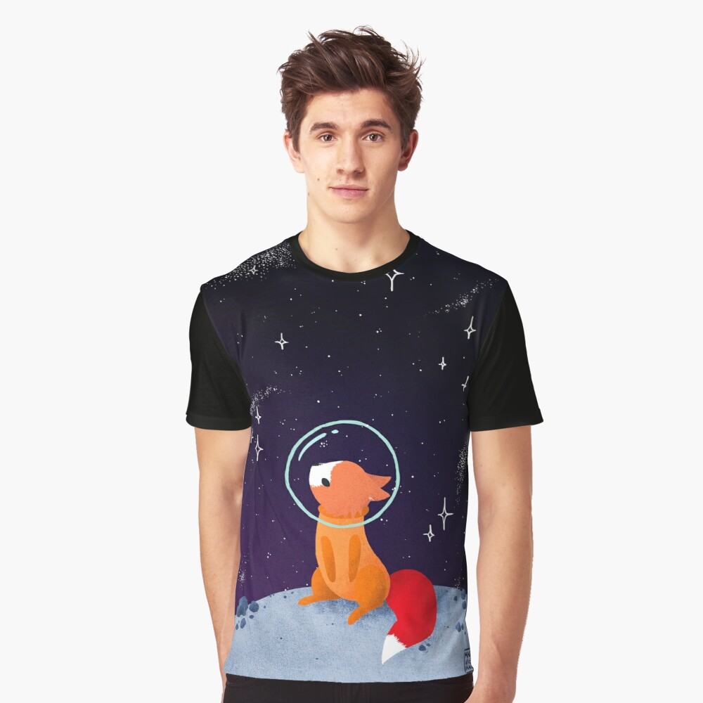 Somewhere Out There Graphic T-Shirt
