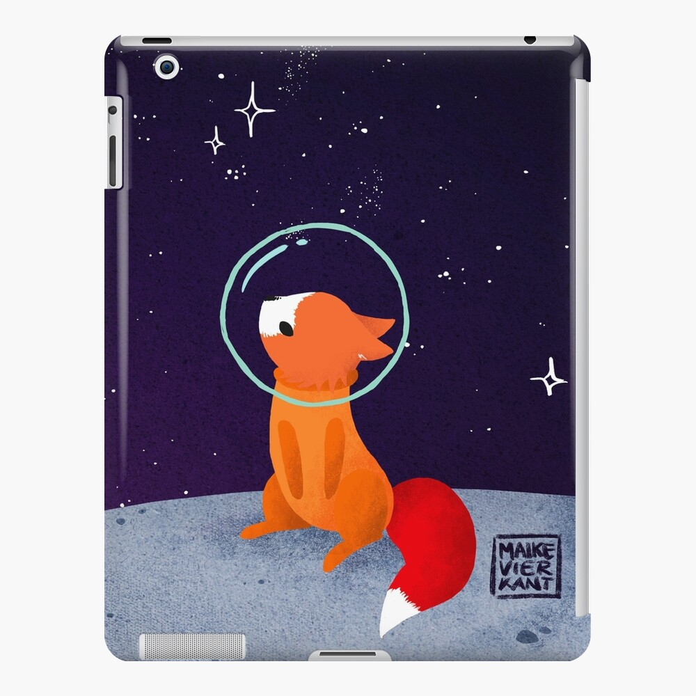 Somewhere Out There iPad Case & Skin