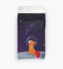 Somewhere Out There Duvet Cover