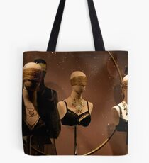 Unable to See Tote Bag