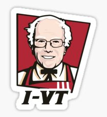 Col. Sanders Sticker