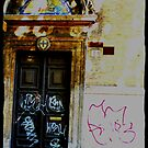 Graffiti on Faith by diLuisa Photography
