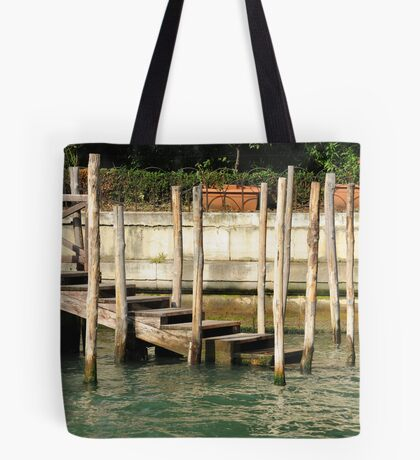 Traghetto Stop Tote Bag