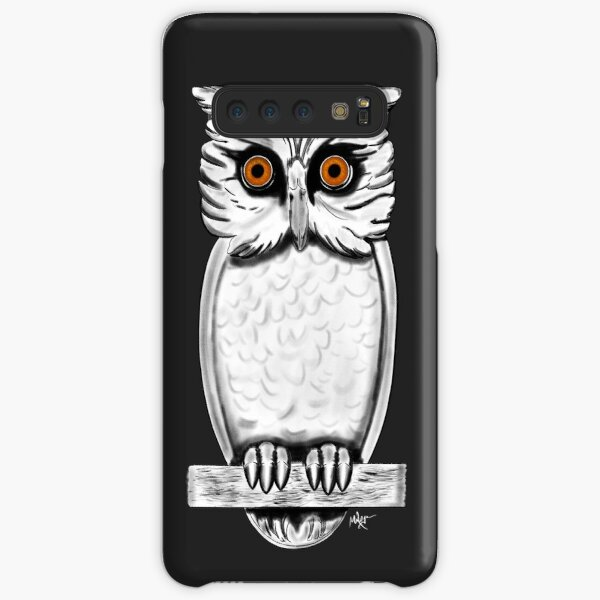 Night Owl Samsung Galaxy Snap Case