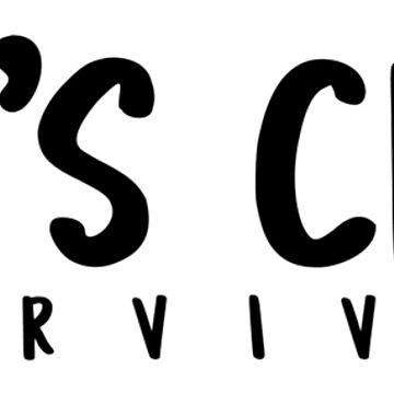 Shit's Creek Survivor by LudlumDesign