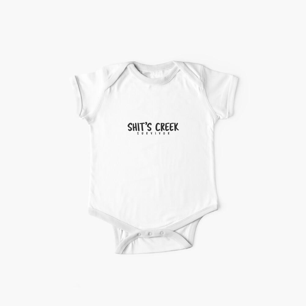 Shit Creek Survivor Baby Body