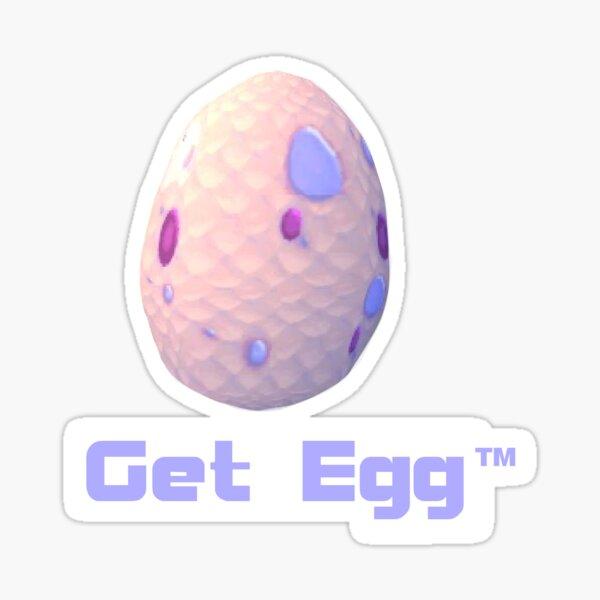 GET EGG tm Sticker
