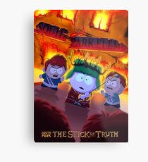 South Park-Stab der Wahrheit Kyle Metallbild