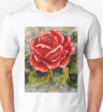 A Summer Rose Unisex T-Shirt