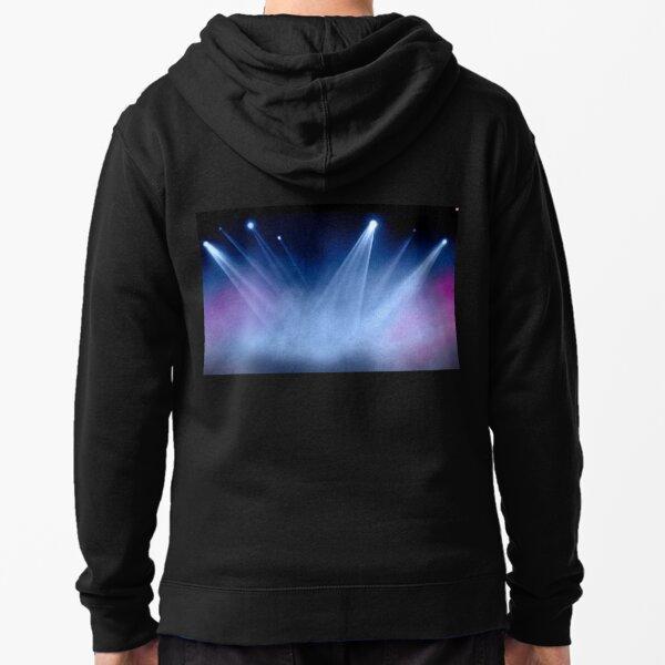 projecteur Veste zippée à capuche