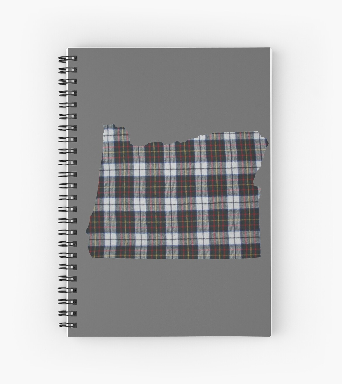 Plaid Flannel Oregon State by beerhamster