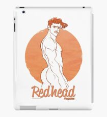 RedHead iPad Cases/Skins iPad Case/Skin