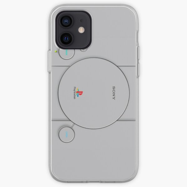 Playstation Classic iPhone Soft Case