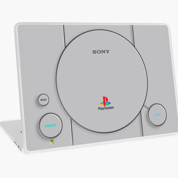 Playstation Classic Laptop Skin