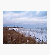 A Montauk Winter Photographic Print