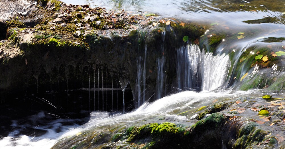 Tumwater Falls by DiamondCactus