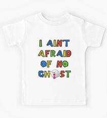 I ain't afraid of no boos Kids Tee