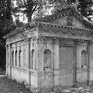 Boutlon Mausoleum by Dave Godden