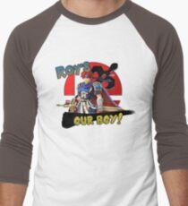 Roy's Our Boy! Men's Baseball ¾ T-Shirt
