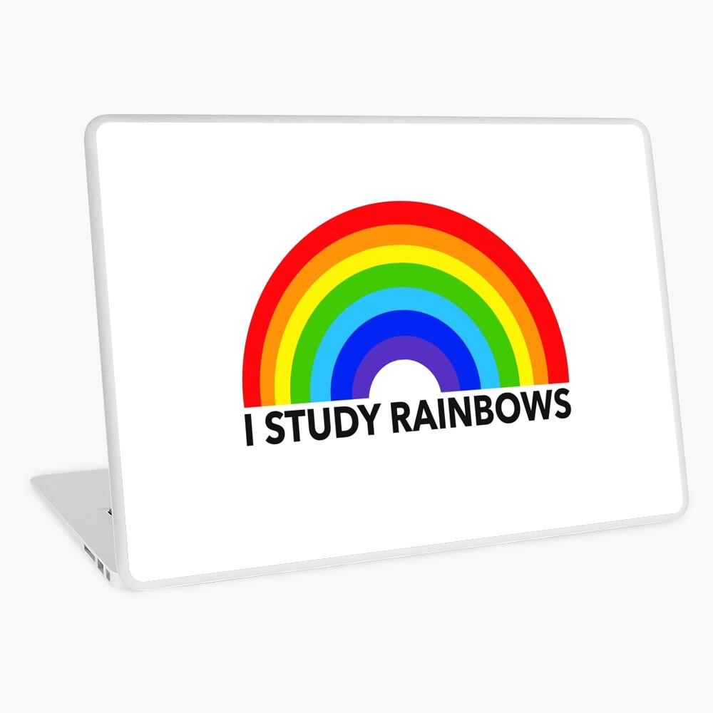 harry Styles | Ich studiere Regenbögen Laptop Folie