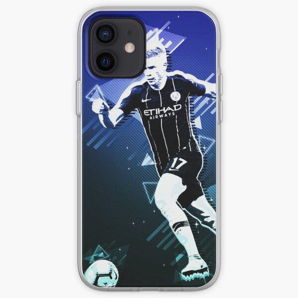 Kevin De Bruyne - Manchester City - Premier League - Belgium - 2018/2019 iPhone Soft Case