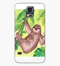 Mamá perezoso Case/Skin for Samsung Galaxy