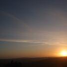 January sunset!St.Breock Downs...Cornwall. by greenstone