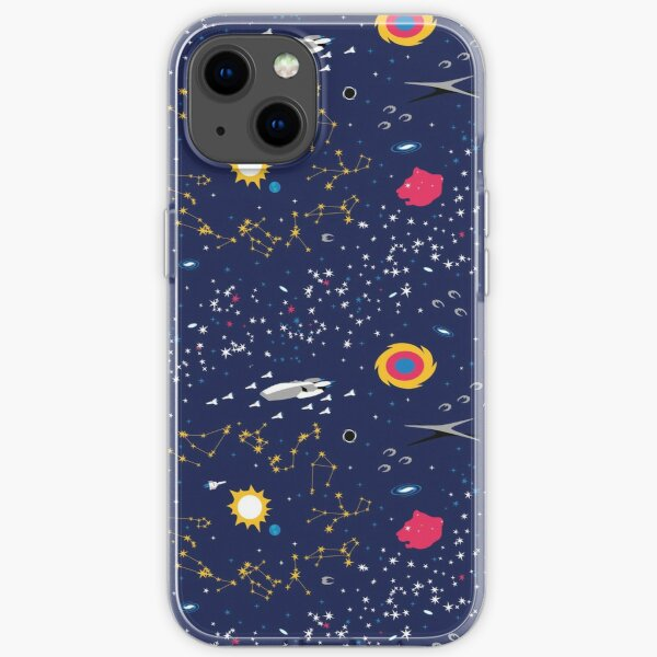 The Way to Earth iPhone Soft Case