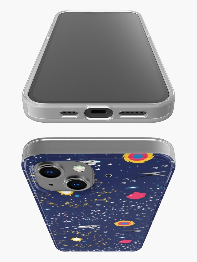 Alternate view of The Way to Earth iPhone Case