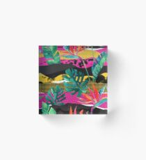 Exotica  Acrylic Block