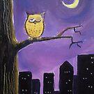 'Owl City' by Martin Williamson (©cobbybrook)