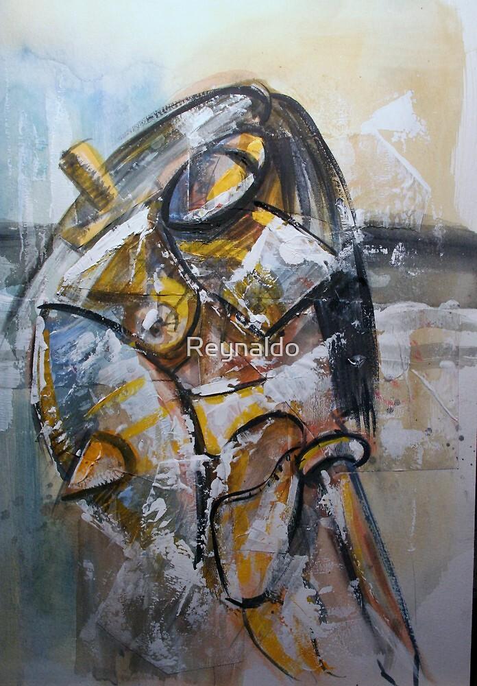 Ghost of War by Reynaldo