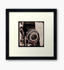 Foldex 20 Framed Print