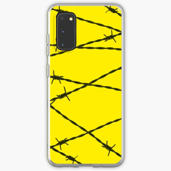 wires Samsung Galaxy Soft Case
