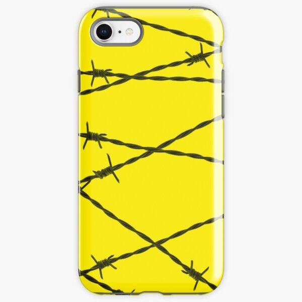 wires iPhone Tough Case