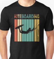 Kiteboarding West Coast Unisex T-Shirt