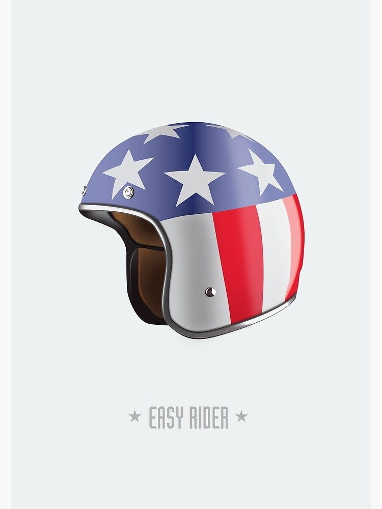 Easy Rider - Alternative Movie Poster by MoviePosterBoy