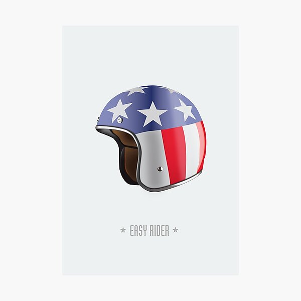 Easy Rider - Alternative Movie Poster Photographic Print