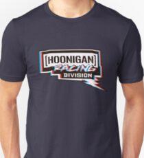 Hoonigan Racing Division rot blau weiß Slim Fit T-Shirt