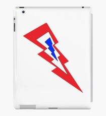 patriot bolts iPad Case/Skin