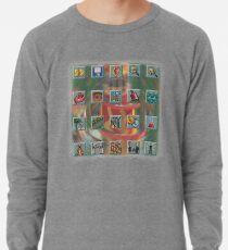 Roller Coaster Tycoon Icons Lightweight Sweatshirt