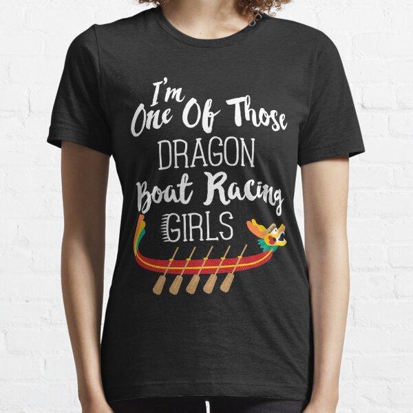I'm Kind Of Dragon Boat Racing Girl T-Shirt Essential T-Shirt