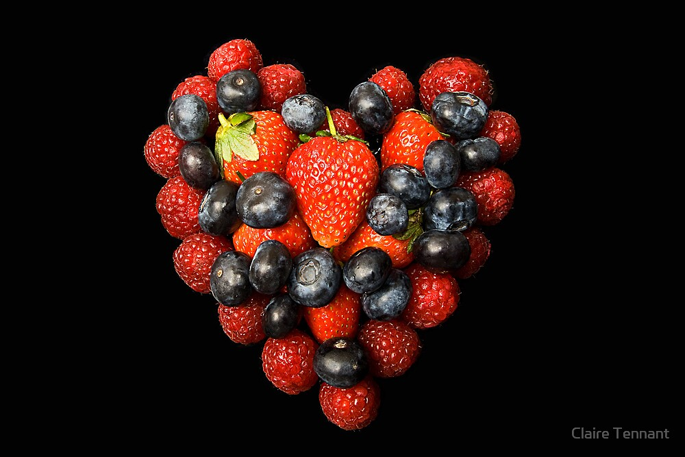 Valentines Heart by Claire Tennant
