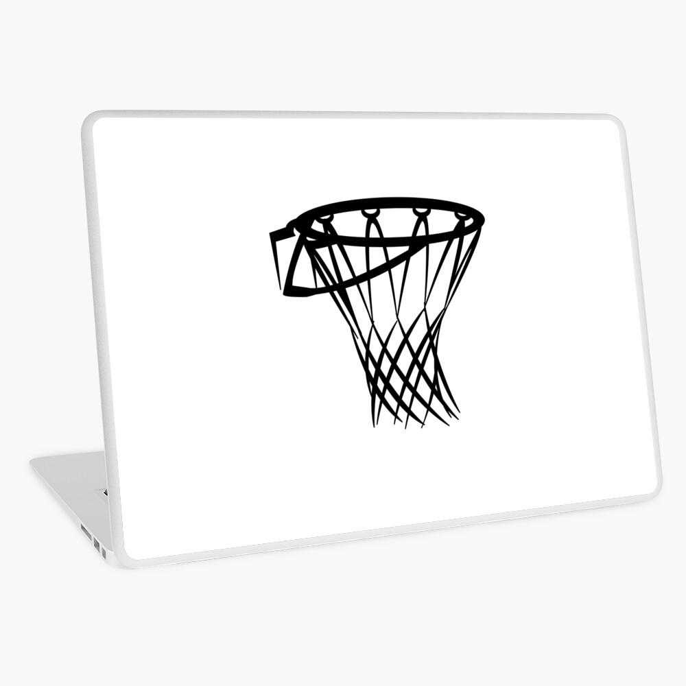 Basketball basketball hoop Laptop Skin