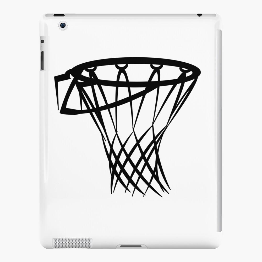 Basketball basketball hoop iPad Case & Skin
