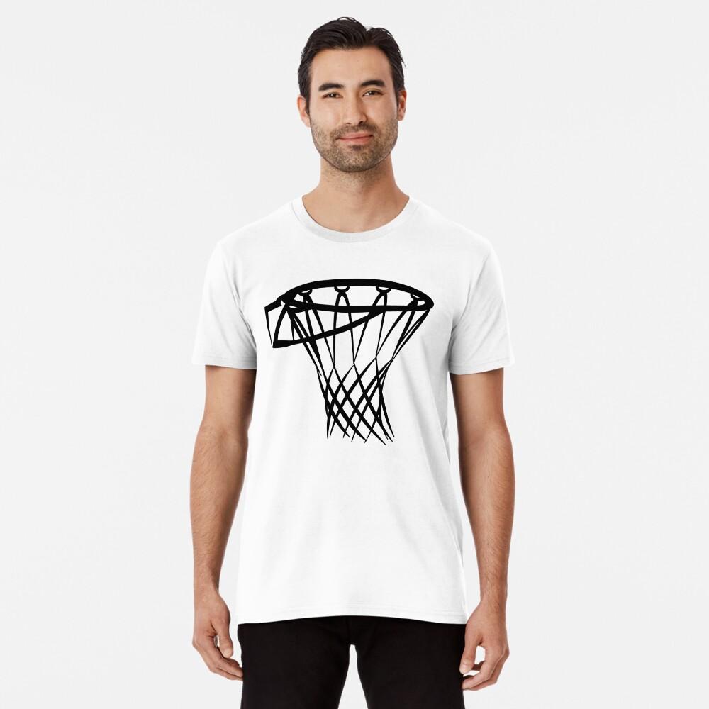 Basketball basketball hoop Premium T-Shirt