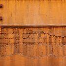 "the red ""E"": wall pattern # 6 by fabio piretti"
